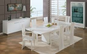 Wonderful White Dining Room Table