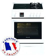 cuisine gaz cuisine au gaz cuisine au gaz ou induction brandt kip1012w