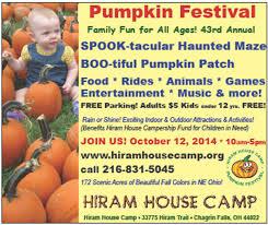 Ohio Pumpkin Festival by Ohio Hiram House Camp
