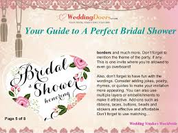 Bridal Shower Qoutes by Your Guide To A Perfect Bridal Shower Invitation Card