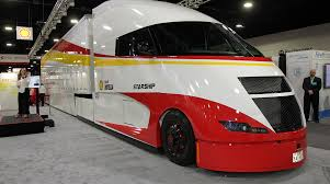 100 Fuel Efficient Truck Shell Debuts Concept Transport Topics