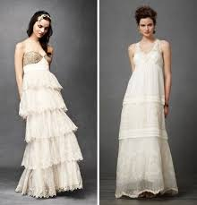 16 Non Traditional Wedding Dresses for the Modern Bride via Brit