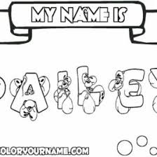 The Amazing And Attractive Make Your Own Name Coloring Pages