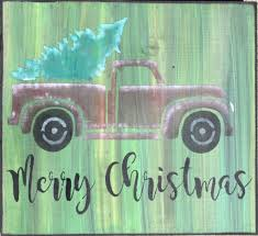 Merry Christmas With Vintage Truck & Christmas Tree Retro Truck ... 10 Chevrolet Themed Halloween Pumpkin Stencils Via Lafontaineauto M0189 Vintage Truck With Tree Muddaritaville Studio Amazoncom Christmas Red Truck Stencil Paint Your Own Sign Wood Silhouette Cameo Tutorial Oramask 5 Steps To Vintage Hot Rod Door Art By Andys Pstriping Listing Os Blog Archive Pack 1 Only 4995 Firetruck Sp Shopping Chalk Couture