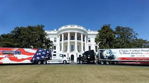 100 House Trucks ATAs Trucking Moves America Forward Program Raises Trucking