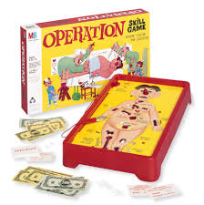 Operation Missing Bucket By Chris Zito