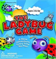 Amazon The Lady Bug Game