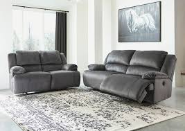 Bordelon's Home Furnishings Clonmel Charcoal 2 Seat Power ...