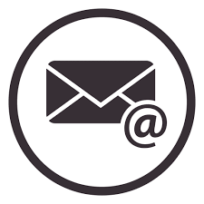 Email circle icon design Transparent PNG & SVG vector