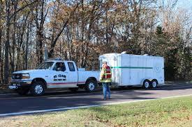 100 Truck Pro Tulsa Gas Pipeline Company Investigating Gerald Area Leak Public