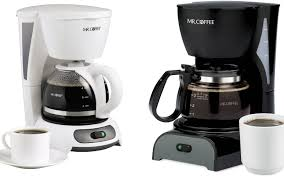 Grab One Of These Mini Mr Coffee 4 Cup Makers From Just 10 Prime Shipped Reg Up To 20