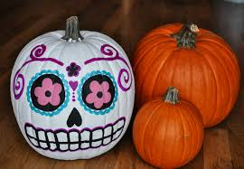 Ways To Carve A Pumpkin Fun by 35 Pumpkin Painting Ideas Painted Pumpkins For Halloween 2017