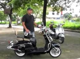 Honda Joker With Manila Retro Scoot
