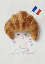 Croissants Theyre Art As Well From The College Prepster