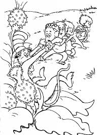 Free Dr Seuss Coloring Pages Printable Style Within For