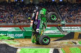 100 Monster Trucks Atlanta 2019 Jam Coming To Talking With Tami