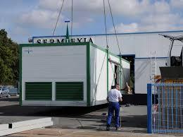 vente chambre froide sermicube location vente de chambres froides modulaires mobiles