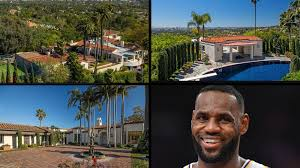 104 Beverly Hills Houses For Sale Look Inside Compound Lebron James Is Reportedly Buying
