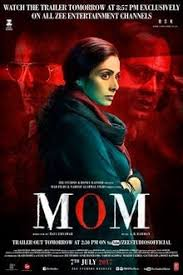 Mom 2017 Film Poster Jpegjpeg Theatrical Release