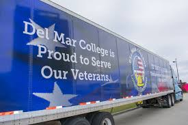 Grant Helps Service Members Leaving Military Start Careers As Truck ... Home Burlington Wi Veterans Truck Line Inc Why Vets Could Be A Good Fit For Trucking Fleet Owner Traing For Cape Fear Community College Service One Transportation Honors Us Military With Tribute To Trucking Industry And Wreaths Across America Honor Kenworth Fastport Tca Troducing Veterans At Military Fit Duty Vets Find New Life In Fmcsa Grant Is Helping Iowa Train Florida Drivejbhuntcom Driving Jobs Jb Hunt Usa Launches Apprenticeship Program Mtarycivilian Hot Events Helpful Information Express Freightliner Columbia 120 Hauling Maersk