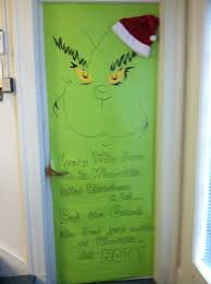 Winning Christmas Door Decorating Contest Ideas by 13 Best Xmas Decorations Images On Pinterest Grinch Party