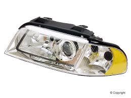 audi a4 headlight assembly auto parts catalog