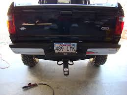 Body Lifted Trucks Trailer Hitch Fix... - Ranger-Forums - The ...