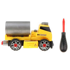 100 Build Your Own Truck Online D DOLITY Construction Car Kids Take Apart Toy