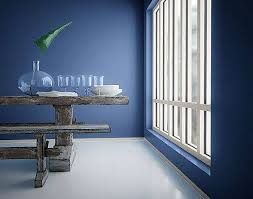 Selecting Interior Paint Color Blue Colors Ideas