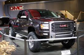 100 Concept Trucks 2014 GMC Sierra All Terrain HD Being Considered For