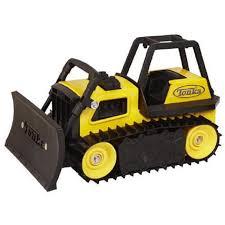 Tonka Classics Steel Bulldozer - Toys