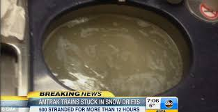 Do All Amtrak Trains Have Bathrooms by Over 500 Amtrak Train Passengers Stranded For Up To 14 Hours In
