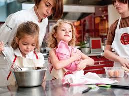 atelier cuisine enfants jeu concours 3 cours de cuisine parent enfant à l atelier des chefs