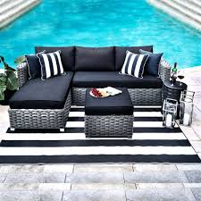 Outdoor Sectional Sofa Canada by Sectional Zenna Outdoor Sectional Sofa Set Outdoor Furniture