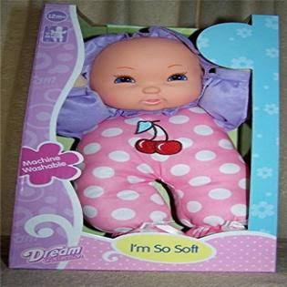 Dream Collection I'm So Soft Washable Doll