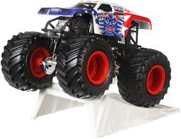 Hot Wheels Assorted Monster Jam Vehicles - Walmart Exclusive ... Maxd Red New Look For Monster Jam 2016 Youtube Rc Grave Digger Bright Industrial Co Axial 110 Smt10 Maxd Truck 4wd Rtr Towerhobbiescom Axi90057 2015 Mcdonalds Toy 1 Complete Set Of 8 Max D Toys Buy Online From Fishpondcomau Hot Wheels Maxium Destruction 164 With Best Offroad 4x4 124 Mattel Juguetes Puppen Team Firestorm Trucks Wiki Fandom Powered By Julians Blog 2017 Mini Mystery