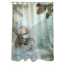 Deer Shower Curtain Rings • Shower Curtains Design