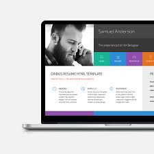 Gridus - CV/Resume/Portfolio Bootstrap Template | Neuethemes Atsfriendly High School Resume Template 6 Launchpoint 68 Free Html Jribescom Awesome Clean And Stylish Html Cv Designs Blog Of The Personal Pages Cv Templates Best Htmlcss Collection Letter Border New Meraki One Page Ekiz Biz Css Download 25 Popular Website 2019 Colorlib 31 Html5 For Portfolios 14 17 Bootstrap For