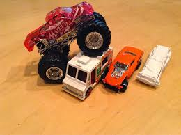 Julians Hot Wheels Blog Madusa Monster Jam Truck, Pink Madusa ...