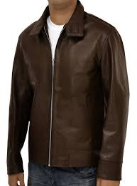 mens leather jacket collection