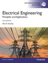 Electrical EngineeringPrinciples And Applications International Edition