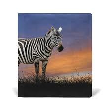 Zebra Skin Bench