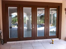 Therma Tru Patio Doors With Blinds by Fiberglass French Doors With Blinds Between Glass U2014 Prefab Homes