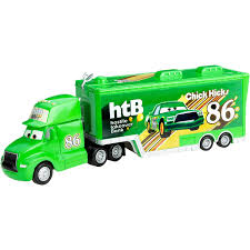 Disney/Pixar Cars Chick Hicks Hauler - Walmart.com Blaze And The Monster Truck Characters Lets Blaaaze The 8 Best Toy Cars For Kids To Buy In 2018 Amazoncom Green Toys Dump Yellow Red Bpa Free 5 Tip Top Diecast 1930s Trucks Antique Hot Wheels Jam Iron Warrior Shop Fire Brigade Online In India Kheliya Cobra Rc 24ghz Speed 42kmh Mpmk Gift Guide Vehicle Lovers Modern Parents Messy Eco Recycled Kids Toys Toy Cars Uncommongoods Ana White Wood Push Car Helicopter Diy Projects Baidercor Friction Powered Set Of 4 By Learning Vehicles Names Sounds With