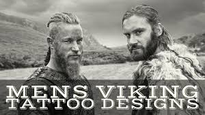 Viking And Nordic Tattoos For Men
