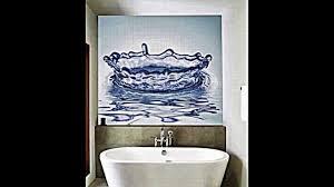 mosaik fliesen für badezimmer einrichtungsideen