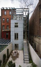 Smart New York City Townhouse Renovation, Breezy Modern Design Small Backyard Garden Design Ideas Queensland Post Landscape For Fire Pits Sunset Pictures With Mesmerizing Portable Pergola Design Fabulous Landscaping Apartment Small Apartment Backyard Ideas1 Youtube Elegant Interior And Fniture Layouts Nyc Download Gurdjieffouspenskycom Stunning Modern Townhouse In New York Caandesign Architecture Designed By Greenery Nyc Outdoor Living Plants Top Restaurants For Outdoor Ding Cluding Gardens Backyards Innovative Pit Designs Patio Pics On Extraordinary