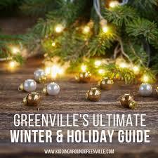 25 light displays in greenville kidding around