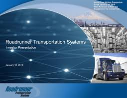 Form FWP Roadrunner Transportatio Filed By: Roadrunner ... Roadrunner Expands Ltl Trucking Network In Western Us Joccom Truck Driving School Gezginturknet Careers Transportation Systems Old Dirt Bikes Trucking Tracking Trucks Accsories On American Inrstates March 2017 Road Runner Specialty Towing Transport Inc Another Step The Comeback Of A Mainstream Analyst Is Fairfield Tow 2018 Freightliner Cascadia 126 Bbc 72inch Sleeper Exterior Form Fwp Transportatio Filed By Home To 20 Companies Truck Trailer Express Freight Logistic Diesel Mack