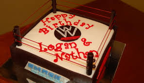 Wwe Raw Cake Decorations by Wwe Summerslam Cakecentral Com